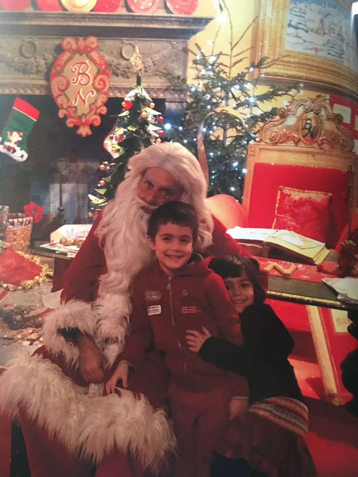 Montecatini Terme e la casa di Babbo Natale