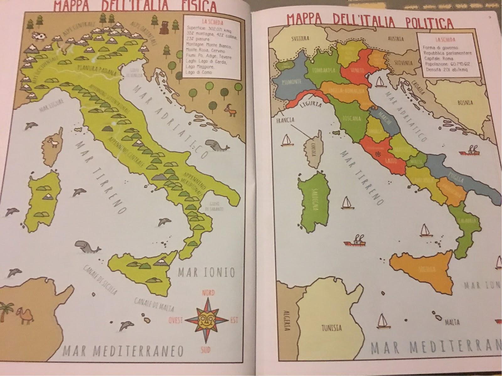 regioni di italia
