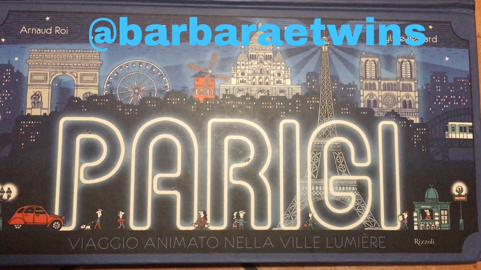 libro parigi pop up