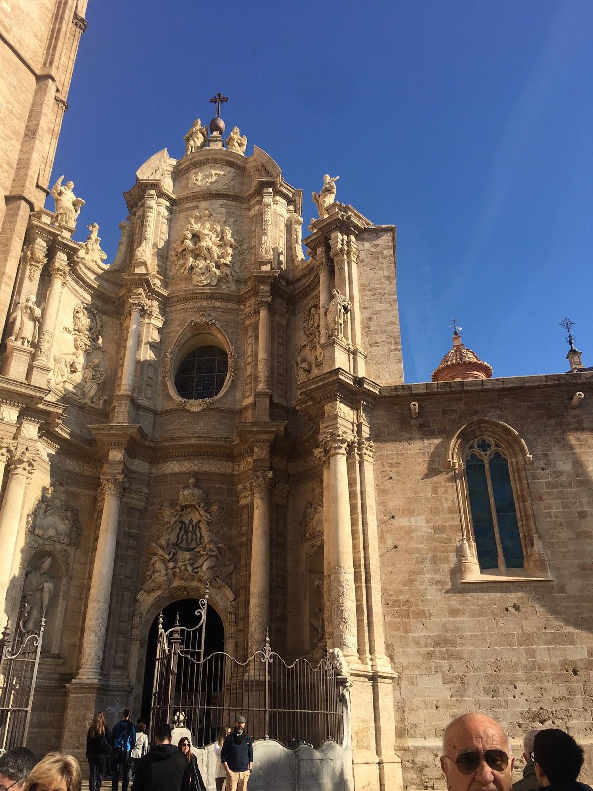 cattedrale di valencia