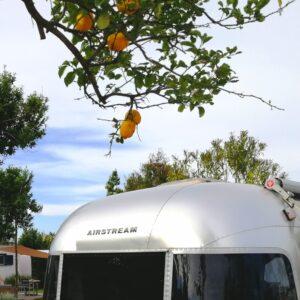 air stream e albero di limoni dove dormire in Italia