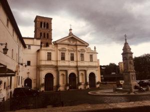 chiesa di San Bartolomeo sull'isola tiberina