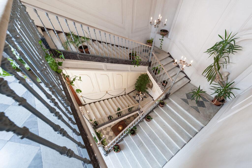 scale dimora d'epoca