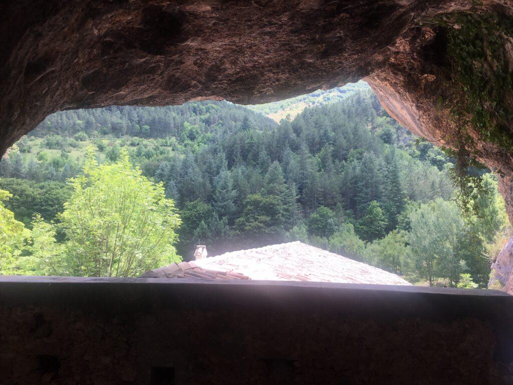 finestra da grotta san domenico