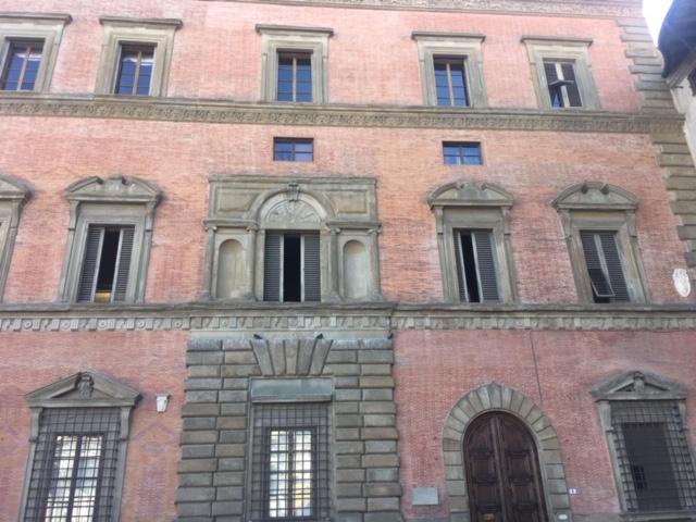 palazzo  fantasma di firenze
