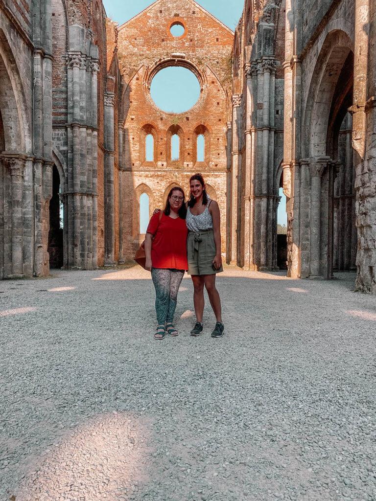 Italia4per4 Sara e Nora