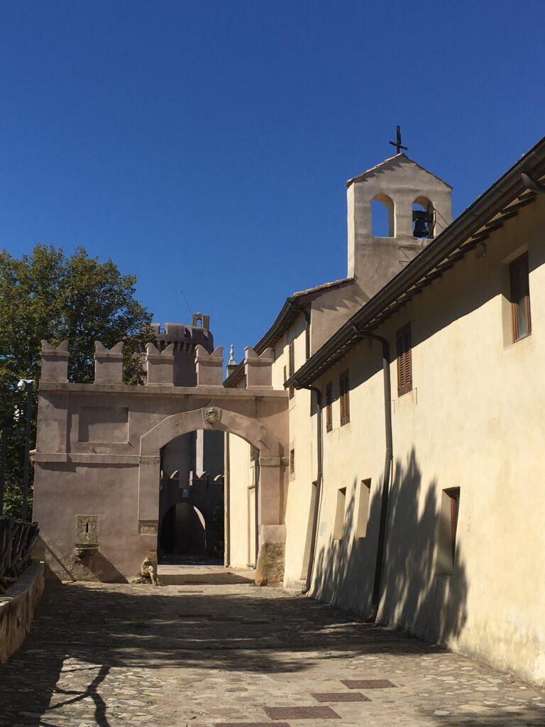 castello in Italia la porta