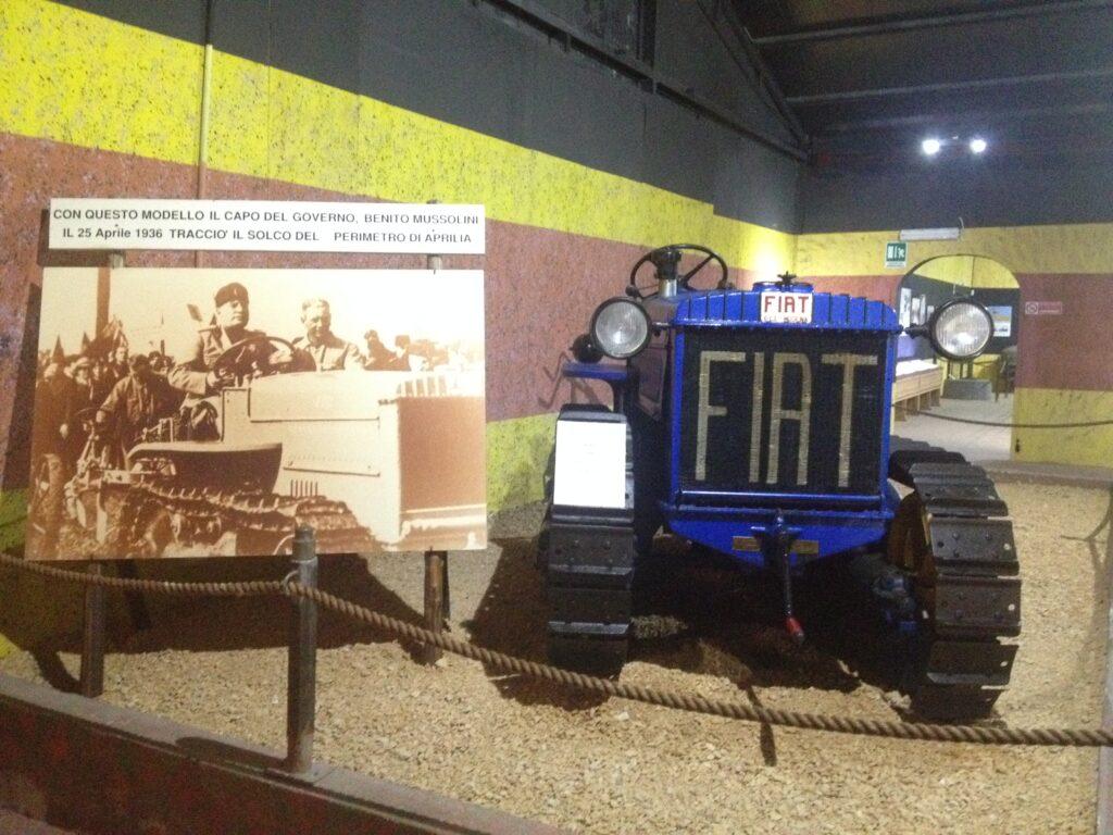 foto di trattore