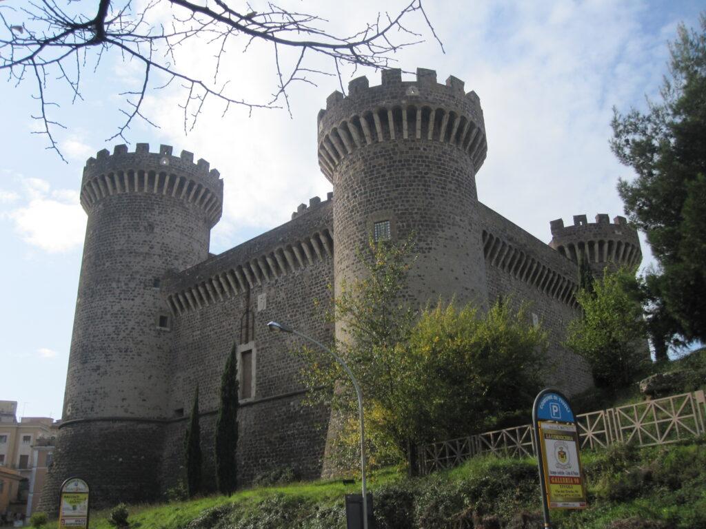 rocca pia castello
